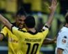 BVB: Zwei Spiele bis Europa