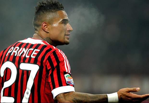 Boateng: AC Milan deserve Serie A title