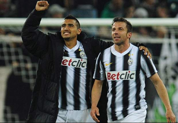Del Piero happy to end trophy drought with Juventus