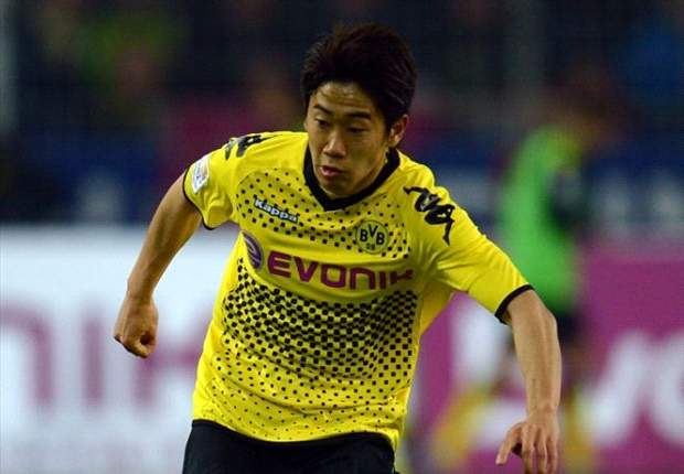 Shinji Kagawa's future remains undecided, claims agent