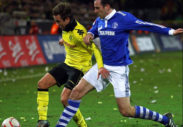 Derby win over Dortmund more important than a title, claims Schalke's Metzelder