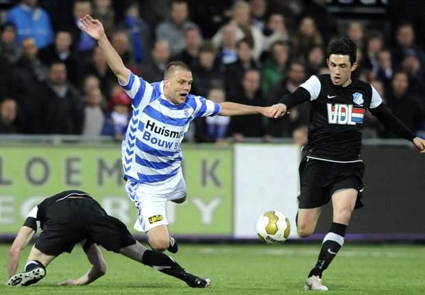 Heerenveen haalt aanvoerder Zwolle