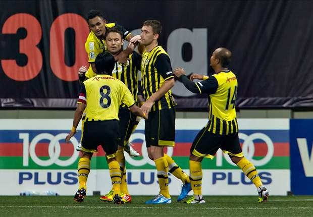 Perak win 2012 King's Gold Cup