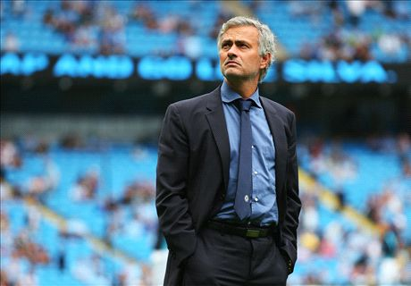 Mou: I'll only dine out if Chelsea lose