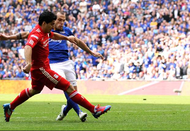 Liverpool 2-1 Everton: Late Carroll header completes turnaround as Reds secure FA Cup final spot