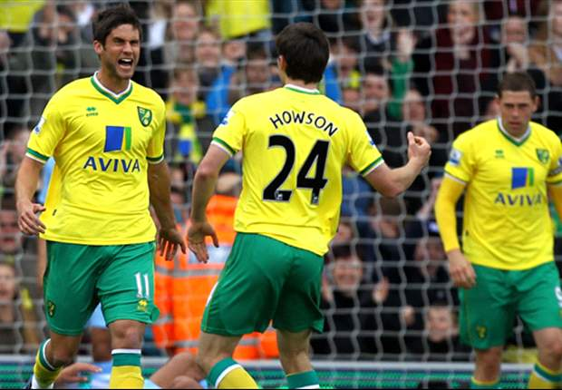 'I'm sure we'll be all right' - Surman confident Norwich can avoid relegation