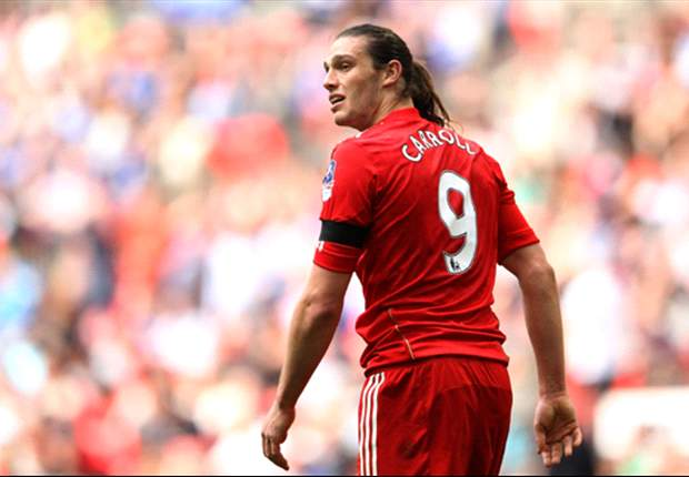 Rodgers hints Carroll could leave Liverpool on loan