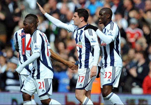 West Brom 2012-13 Premier League fixtures in full - Goal.