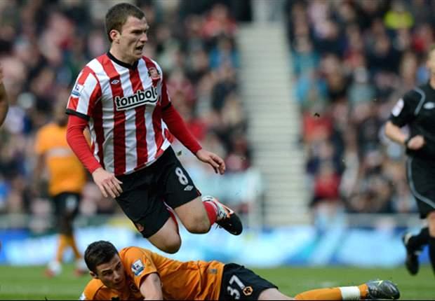 Craig Gardner: Sunderland Pede Hadapi Liverpool