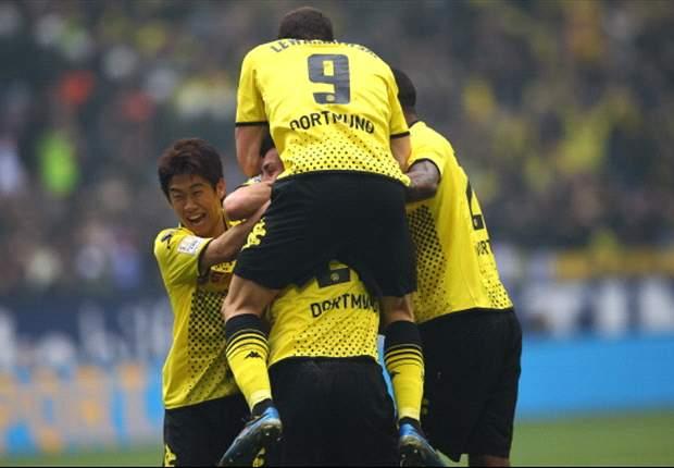 Schalke 04 1-2 Borussia Dortmund: Los de Klopp se ven más campeones que nunca