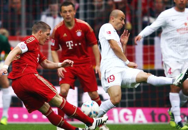 Bayern Munich 0-0 Mainz: Bavarians fall eight points behind Dortmund after draw with Oh-Fives