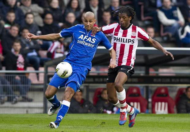 PSV 3-2 AZ: Late Matavz strike sees visitors lose further footing in title race