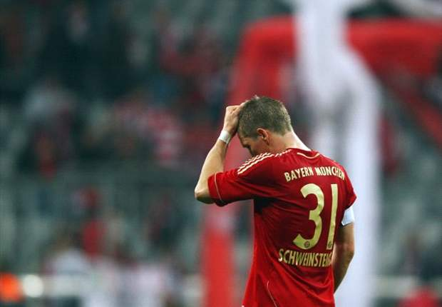 Schweinsteiger: Bayern weren't good enough against Leverkusen