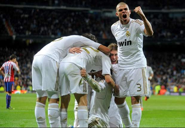 In Pictures: From thrashing Zaragoza 6-0 to beating Barcelona at Camp Nou - Real Madrid's memorable moments of 2011-12
