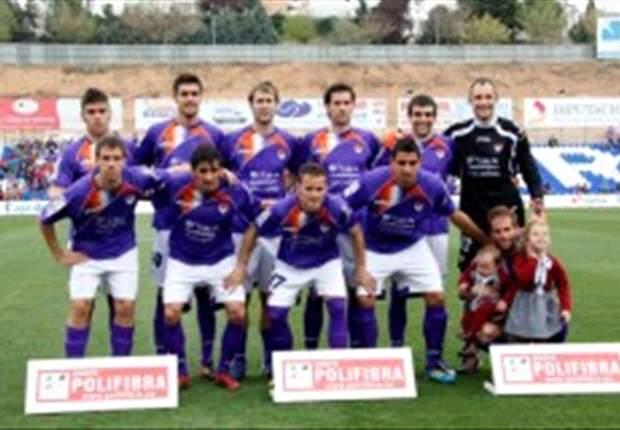 Guadalajara 2-2 Rayo Vallecano: Victoria del Guadalajara en los penaltis