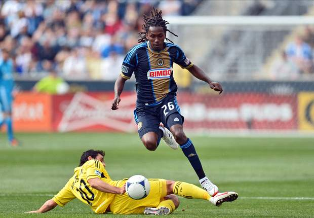 Philadelphia Union 1-0 Columbus Crew: Union grab first win of the season