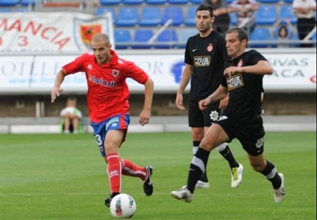 Girona 0-0 Recreativo: Pobre homenaje a la permanencia