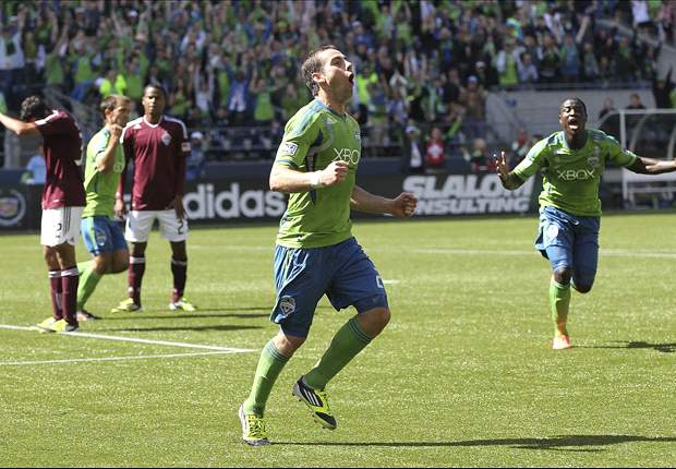 Seattle Sounders FC 1-0 Colorado Rapids: Scott header earns win for Seattle