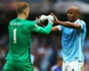 Kompany: City benefiting from competition for places