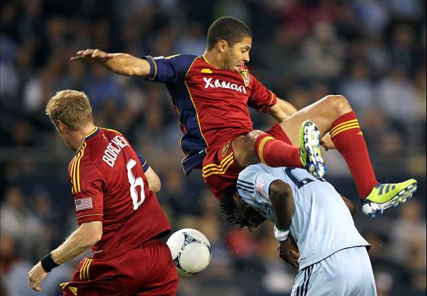 Sporting Kansas City 1-0 Real Salt Lake: Collin heads home winner for SKC