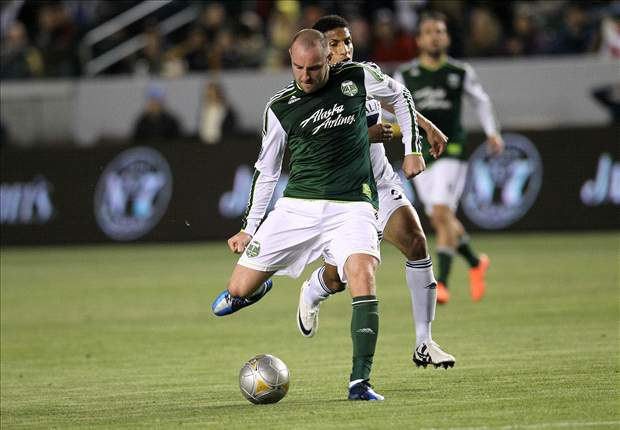 LA Galaxy 3-1 Portland Timbers: Juninho returns to form to score winner