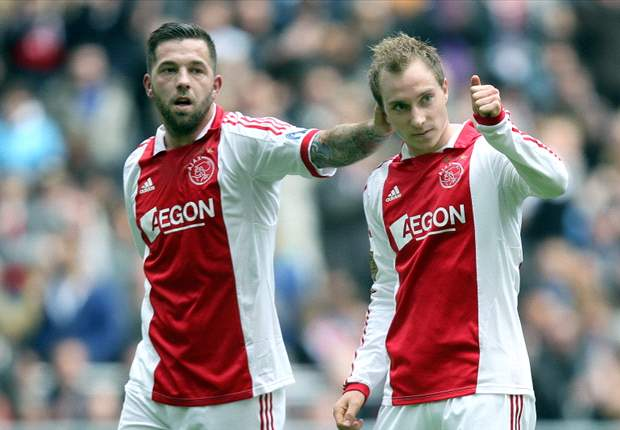 Eredivisie Round 30 Results: Ajax go six points clear