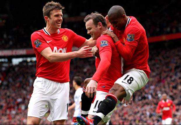 Manchester United 4-0 Aston Villa: Rooney, Welbeck & Nani on target as champions return to winning ways at Old Trafford
