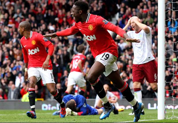 Manchester United striker Danny Welbeck agrees five-year contract deal