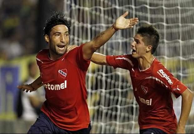 Olympiakos target Pato Rodriguez prepares for Independiente exit - report
