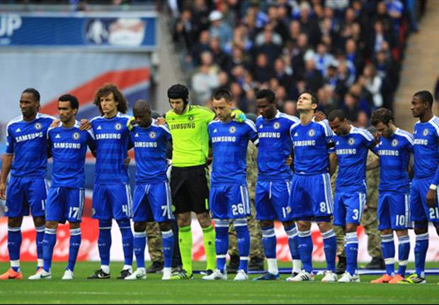 Chelsea apologise for fans disrupting Hillsborough silence prior to FA Cup semi-final