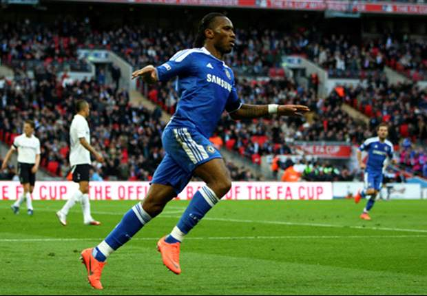 Premier League & FA Cup Team of the Week: Chelsea trio Drogba, Lampard & Ramires feature after semi-final rout against Spurs