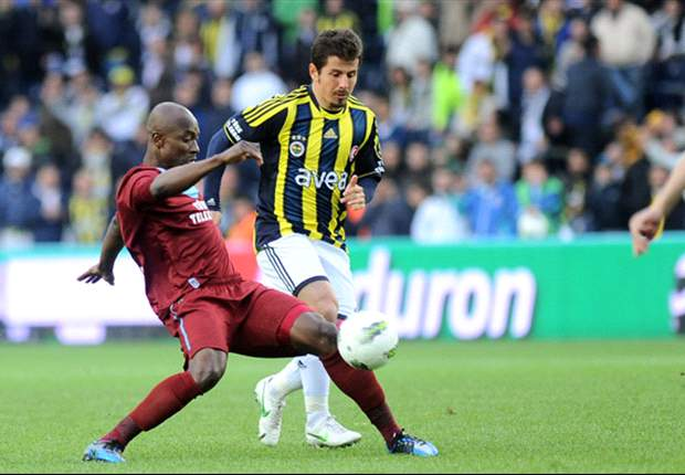 Trabzonspor's Zokora accuses Emre of racist slur