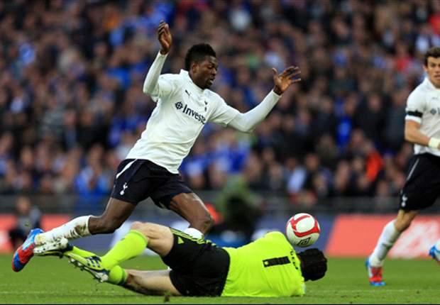 Tottenham's Adebayor believes lack of technology is 'killing the game'