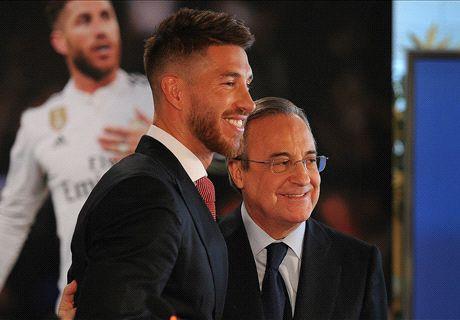 Ramos & Transfer Window Winners