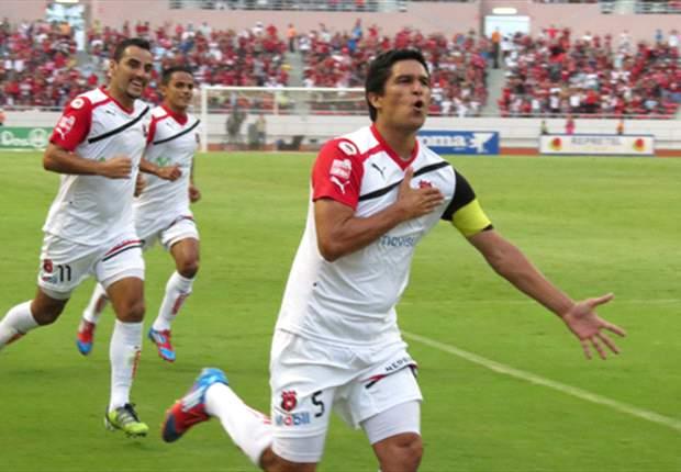 Costa Rica Jornada 20: Liga se vengó del Herediano y Saprissa recobra el liderato con pólemica incluída