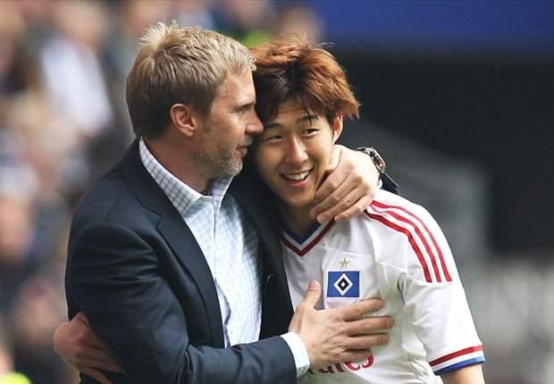 Son Heung-Min to miss London Olympics to focus on Hamburg