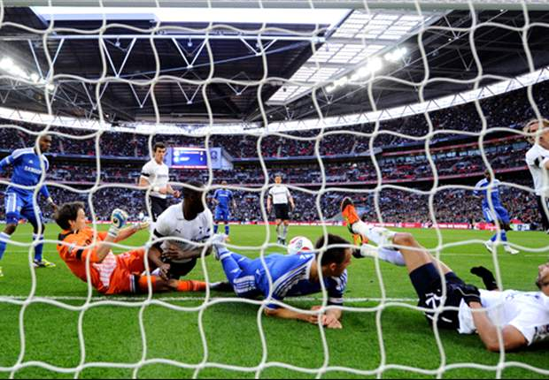 FA reiterates desire to introduce goal-line technology after Chelsea 'ghost' goal against Tottenham in FA Cup semi-final