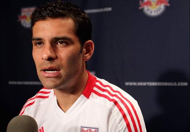 Los Red Bulls le rescinden el contrato de Rafael Márquez