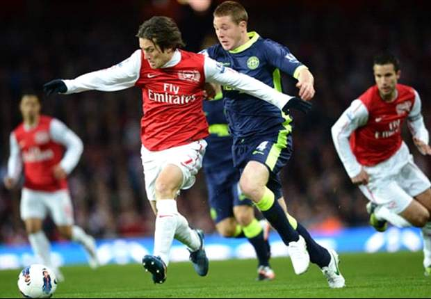 Rosicky: My football age is only 29