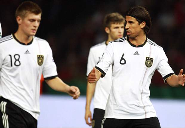 Khedira: Winning Euro 2012 is all that counts for Germany