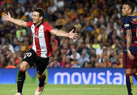 REPORT: Barca 1-1 Athletic (1-5 agg)