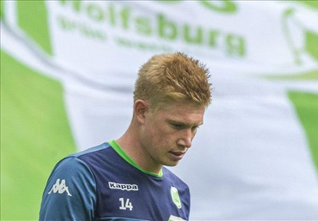 De Bruyne set for Man City medical