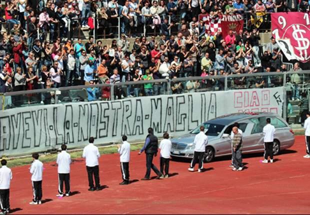 Il Comune di Livorno ha deciso: la gradinata del 'Picchi' sarà intitolata a Morosini
