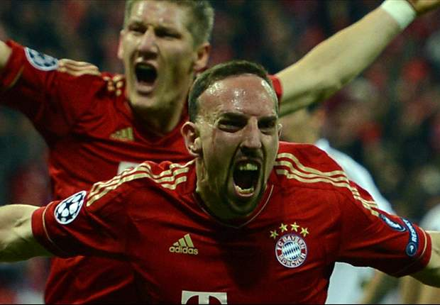 Ribery understands Schweinsteiger's injury frustration