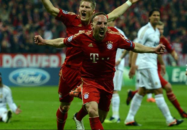 Bayern are not in the Champions League final yet - Ribery