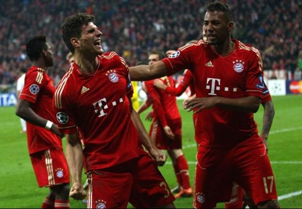 Mata & Ribery at the top, Malouda & Boateng near the bottom – the Bayern v Chelsea player rating league table