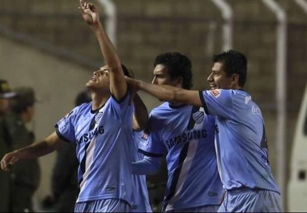 Tobías Albarracín aseguró que Bolívar va por la clasificación a la Libertadores