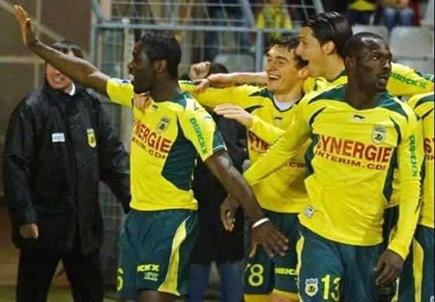 Ligue 2, FCN - Nantes s'offre le Havre