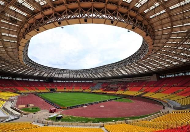 Rusia desea modernizar el estadio Luzhnikí