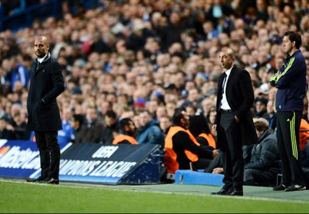 'I have my own destiny in my hands' - Di Matteo unconcerned by Guardiola threat